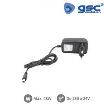 001504528 - Fonte de alimentação de fita LED de 24 V 48 W 8433373045286