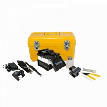 232105 -8424450205464 TELEVES - Kit de F.O. com maquina de fusão profissional