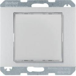 29537003 - K.1/K.5 - Sinaliz. LED branco, alumínio BERKER EAN:4011334414513