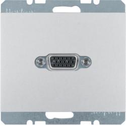 3315407003 - K.1/K.5 - tomada VGA, alum lac BERKER EAN:4011334378341