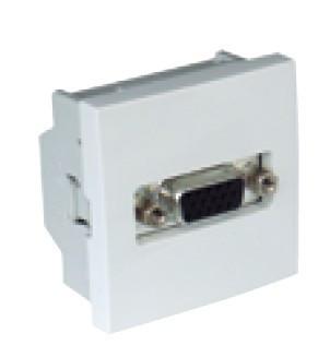 45437 SIS - TOMADA DE DADOS USB - 1 MÓD GRIS EFAPEL 5603011619671
