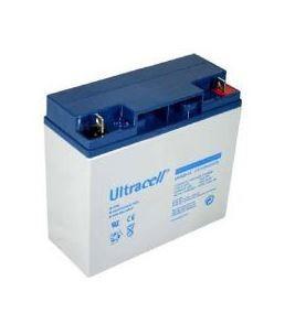 Bateria de Gel 12V 20Ah (181 x 77 x 168 mm) - Ultracell