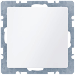 6710096089 - Q.x - espelho cego, branco BERKER EAN:4011334312154