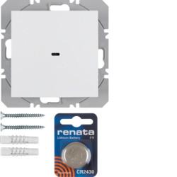 85655289 - S.1/B.3/B.7 - BP simples KNX RF, branco BERKER EAN:4011334370352