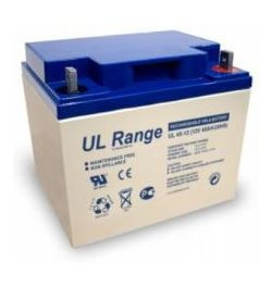 Bateria de Chumbo 12V 45Ah (197 x 165 x 170 mm) - Ultracell