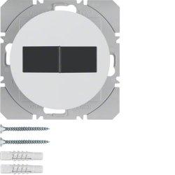 BERKER - 85656139 - R.1/R.3 - BP duplo, solar, KNX RF, br 25