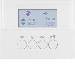 BERKER - 85745279 - K.1/K.5 - prog. horário KNX RF, branco 25