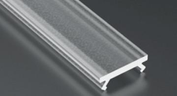 DF6ST - Difusor Semi-Transparente Linha SLIM - Quant. fornecida = 1 un
