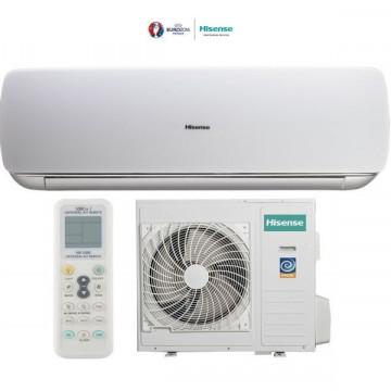 Grandes Electrodomésticos - 661 - Ar Condicionado HISENSE AST-18UW4SFATG10