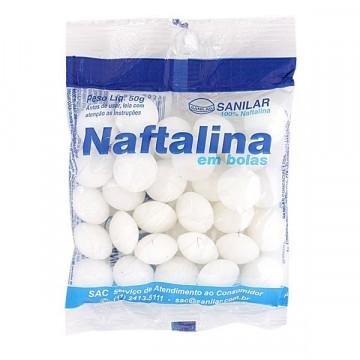 Higiene e Limpeza - 2942 - Naftalina em Bolas Boion 120gr Lacrilar