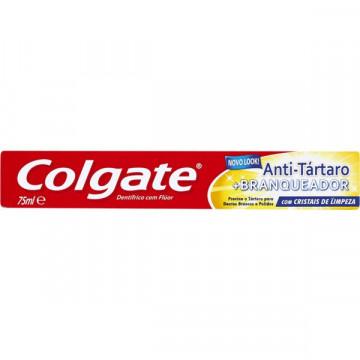 Higiene Pessoal, Detergentes e Ambientadores - 4108 - Colgate Pasta Dentrífica 75ml Anti-Tártaro K.M.S