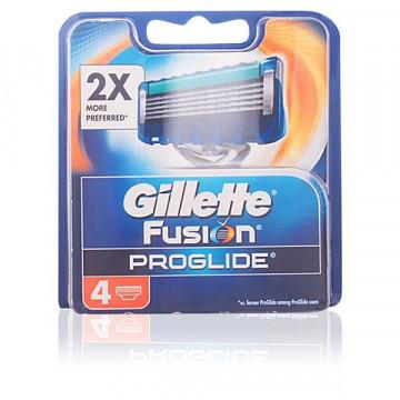 Higiene Pessoal, Detergentes e Ambientadores - 4261 - Gillette Fusion Proglide Lâmina c/4 K.M.S