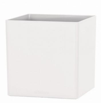 HORTA E JARDIM - 2275 - Vaso Oslo Mate 14cm Branco Artevasi