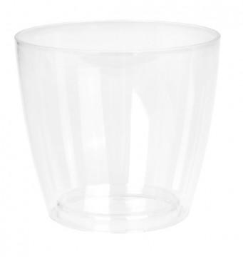 HORTA E JARDIM - 2292 - Vaso San Remo 14cm Transparente Artevasi