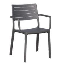 KETER 247276 Cadeira METALINE