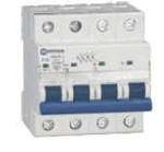 OPS3N50C - DISJUNTOR 6KA 4 POLOS 3P+N 50A CURVA C OMNIUM ELECTRIC