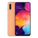 Samsung Galaxy A50 A505 Dual Sim 4GB RAM 128GB - Coral EU