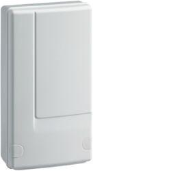 TRE202 - Actuador bin. 2 canais 10A RF KNX IP55 HAGER EAN:3250615989338