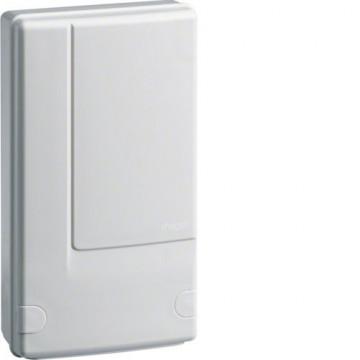 TRE221 - Actuador estores 1 canal RF KNX IP55 HAGER EAN:3250615989321