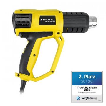 TROTEC Pistola de Ar Quente HyStream 2000