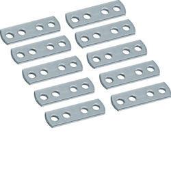 UZ00VL - Jogo 10 peças p/ união mont. univ. HAGER EAN:3250616373556