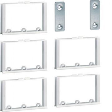 VZ005VB - Kit de associação horizontal p/vega HAGER EAN:3250611025610