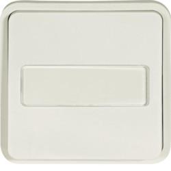 WNA006B - cubyko - Comut. escada c/ p-etiq, branco HAGER EAN:3250617175067