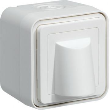 WNC155B - cubyko s - Saída de cabo, branco HAGER EAN:3250617176552