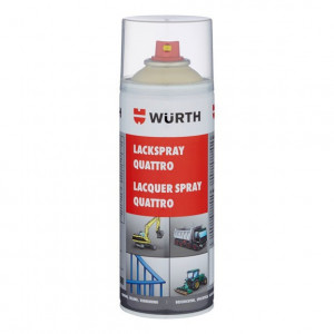 WURTH 0893391015 - SPRAY QUATTRO MARFIM RAL 1015
