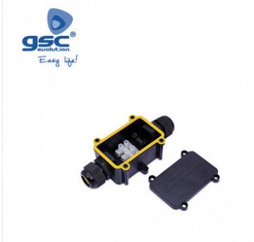 001105531 - Caixa de conexão à prova d'água + tira IP68 de 0,5-2,5 mm 8433373055315