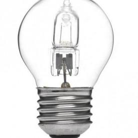2000153 - 8436039201538 Lâmpada de halogéneo Clear Sphere Saving 42W (60W) E27