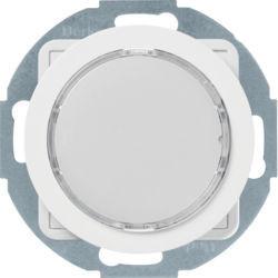29512089 - R.x - Sinalizador LED RGB, branco BERKER EAN:4011334414575