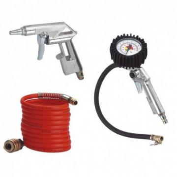4132741 - Conjunto de 3 acessórios para Compressor Einhell