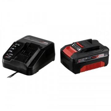 4512042 - Kit Power X Change 18V Starter 4 Ah EINHELL