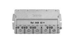 "5469 -8424450118986 TELEVES - Repartidor Interior (5-2400MHz) 6D ""Easy F"" 15dB DC"