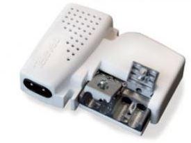 """5795 -8424450140925 TELEVES - Fonte de Alimentação Picokom MATV 1e/2s 24V 130mA """"Easy F"""""""