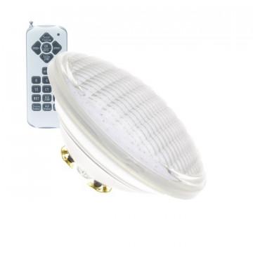 NPAR56-RGB-35-RGB LAMPADA LED SUBMERSIVEL PAR56 RGB 18W - TEMPERATURA DE COR: RGB