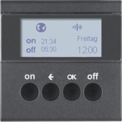 85745285 - S.1/B.x - prog. horário KNX RF,antr mate BERKER EAN:4011334375326