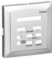 90715 T - 5603011558093 CENTRO P/COM 1CANAL ST C/FM, DESP E IR GELO EFAPEL