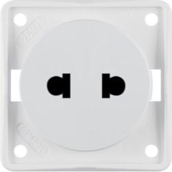 962572502 - Integro - tomada Euro-A, branco mate BERKER EAN:4011334285069
