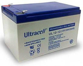 Bateria Chumbo 12V 12Ah (151 x 99 x 95 mm) - Ultracell