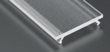 DF1ST - Difusor Semi-Transparente Linha BASIC - Quant. fornecida = 1 un