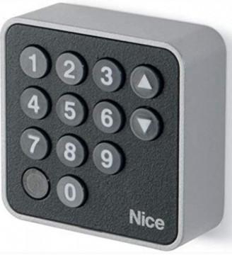 EDS - NICE Teclado numérico