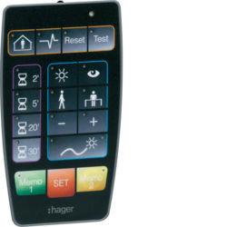 EE807 - Telecomando IV p/ config. det. presença HAGER EAN:3250617579179