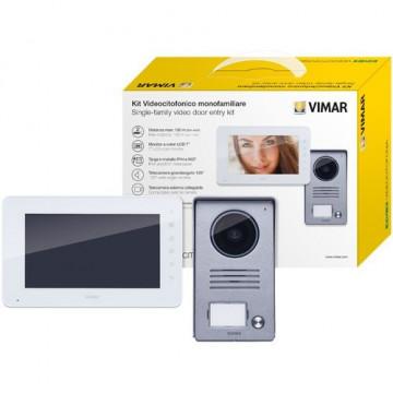 ELVOX Kit de videoporteiro monofamiliar - K40910