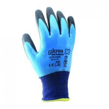 Equipamentos de Protecção - 5783 - Luva Nylon Duplo Revestimento Nitrilo Foam 10