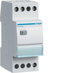 EVN002 - Televariador universal 500W HAGER EAN:3250617573931