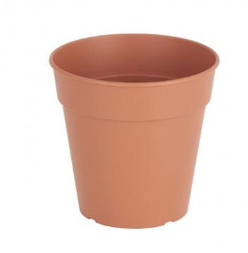 HORTA E JARDIM - 2378 - Vaso Produção Madagascar 27cm Terracota Artevasi