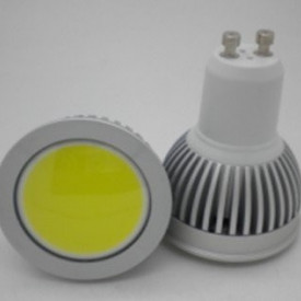 LED GU10 COB 5W Branco Frio