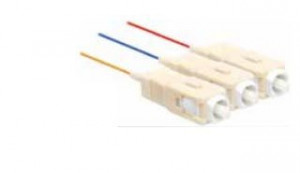 LM-020S3SCPK06 - Pigtails Kit de 6 pigtails MM OM3 900um SC/PC LIGHTMAX